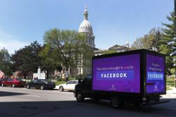 Facebook denies sidelining research on site's 'divisiveness'