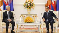 Cambodia welcomes Covid-19 funding from Thailand