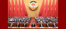 China's national legislature approves government work report