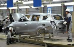 Nissan to close Indonesia, Spain auto plants after losses