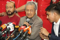 Dr Mahathir and Co reject their membership termination