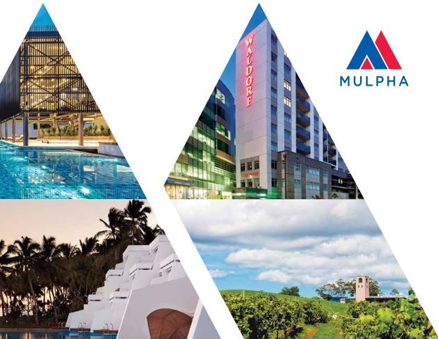 Mulpha said the property division saw higher settlements in the Mulpha Norwest projects during the quarter, while its investment division experienced favourable foreign exchange movement on US dollar-denominated bond.