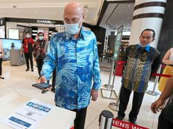 DBKL launches app to enable contactless registration