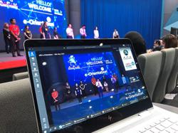 Welcoming new students virtually