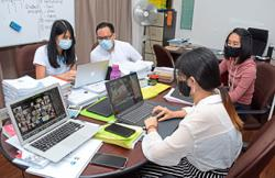 Moving forward with e-classrooms