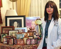 A tough path to success for trailblazer Farrah
