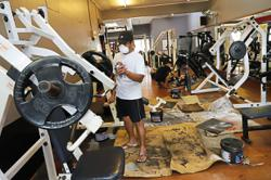 It's survival of the fittest for gyms