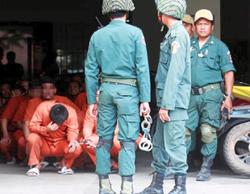 10,000 inmates to be freed from prisons