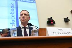 Zuckerberg says Facebook stronger than other tech companies on free speech