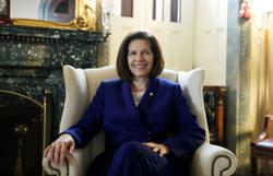First Latina U.S. senator withdraws name from Biden's running mate list