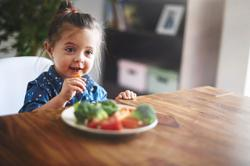 Is your child a picky eater? It might be your fault