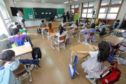 South Korea limits number of pupils in schools as Covid-19 spikes
