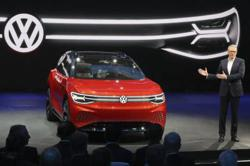 Volkswagen invests 2 billion euros in Chinese electric vehicle sector