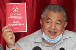 At least 10 Johor Bersatu divisions back decision to remove Dr M