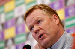 Koeman postponed check-up just weeks before heart attack