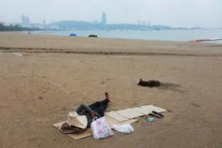 Thailand's Pattaya beaches to reopen under social distancing rules
