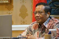 Indonesian minister slammed for saying coronavirus is 'like your wife'