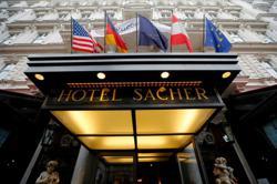 Vienna's Hotel Sacher turns suites into pop-up restaurants