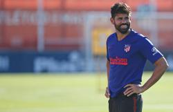 Atletico's Costa given court date to face tax fraud charge