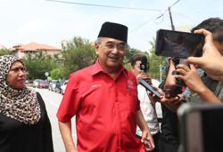 Ali Rustam set to become Melaka's seventh Yang-di Pertua