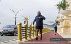 No need to wear face mask while jogging, driving alone