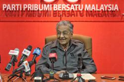 Dr M: We want to sack Muhyiddin from Bersatu, but in a proper way