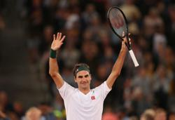 Federer is the world's highest-paid athlete, says Forbes