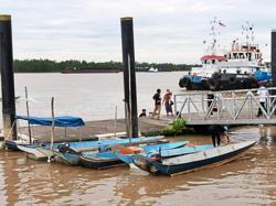 Sarikei-Tg Manis boat service halted