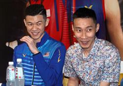 Zii Jia's pair of aces