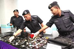 More Tai Long gang members nabbed