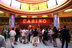 Casinos reopen but crowds are not there yet