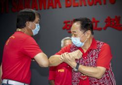 Ex-PKR MP Baru Bian joins Parti Sarawak Bersatu
