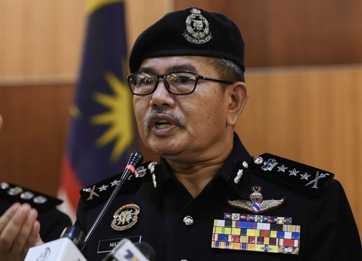 Eight picked up for suspected drink driving at KL roadblocks