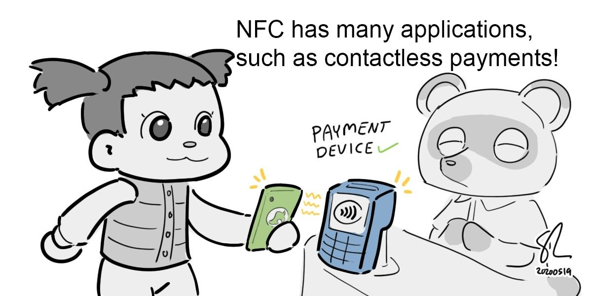 NFC for you and me