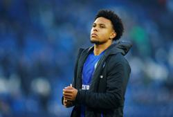 American McKennie wears 'Justice for George' armband in Bundesliga game