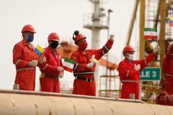 Iran's fuel reaches Venezuelan stations, fifth tanker headed to Caribbean