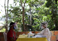 Coronavirus deaths top 50,000 in Latin America - Reuters tally