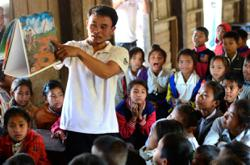 Laos virus taskforce issues advice for returning schoolchildren