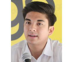 Syed Saddiq claims top ranking party leader tried to entice him to support Najib during GE14