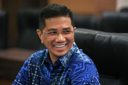 HSR deferred again until end of the year, says Azmin