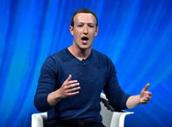 Mark Zuckerberg says Trump's inflammatory 'looting and shooting' comment doesn't violate Facebook policy