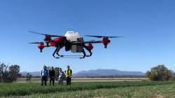 Chinese drones help reseed Australian wilderness in wake of bushfire