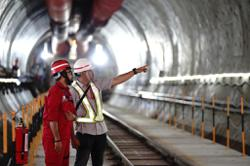 Indonesian govt wants Japan to join China-backed high-speed rail project