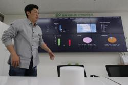 In virus-hit South Korea, AI monitors lonely elders
