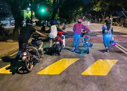 Cops thwart illegal street race, eight compounded