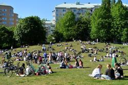 No COVID-19 deaths reported in Sweden in 24 hours, but weekend figures typically delayed