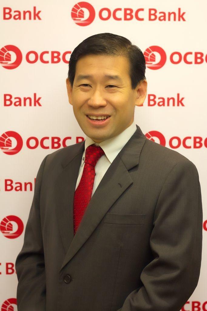 OCBC Bank (M) Bhd head of global treasury Stantley Tan