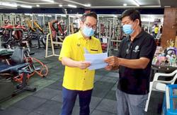 Seeking nod for fitness centres and gyms to reopen