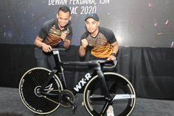 Azizul and Shah get the green light to resume training