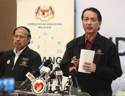Three new clusters in Pahang